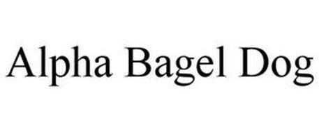 ALPHA BAGEL DOG