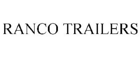 RANCO TRAILERS