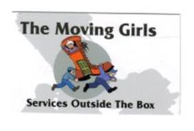 THE MOVING GIRLS SERVICES OUTSIDE THE BOX