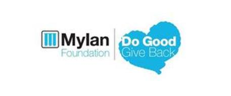 MYLAN FOUNDATION DO GOOD GIVE BACK