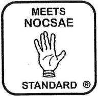 MEETS NOCSAE STANDARD