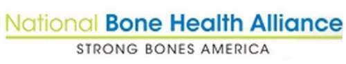 NATIONAL BONE HEALTH ALLIANCE STRONG BONES AMERICA