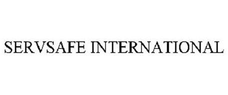 SERVSAFE INTERNATIONAL