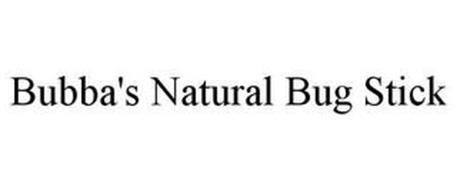 BUBBA'S NATURAL BUG STICK