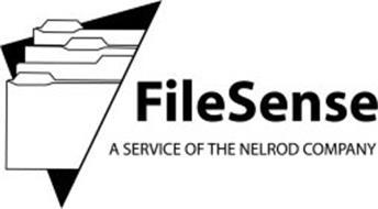 FILESENSE A SERVICE OF THE NELROD COMPANY