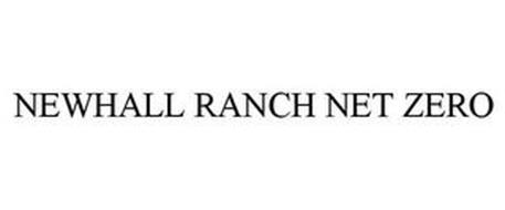 NEWHALL RANCH NET ZERO