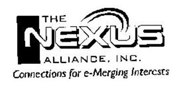 THE NEXUS ALLIANCE, INC. CONNECTIONS FOR E-MERGING INTERESTS