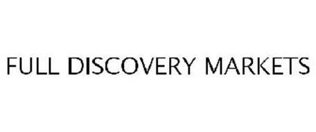 FULL DISCOVERY MARKETS