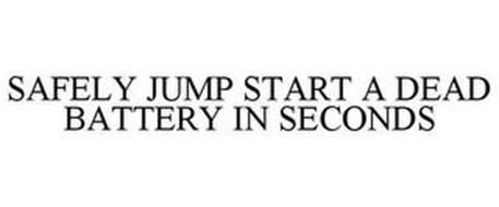 SAFELY JUMP START A DEAD BATTERY IN SECONDS