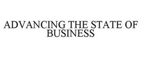 ADVANCING THE STATE OF BUSINESS