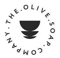 THE ·OLIVE· SOAP ·COMPANY.