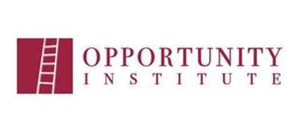 OPPORTUNITY INSTITUTE