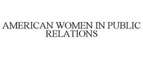 ORGANIZATION OF AMERICAN WOMEN IN PUBLIC RELATIONS