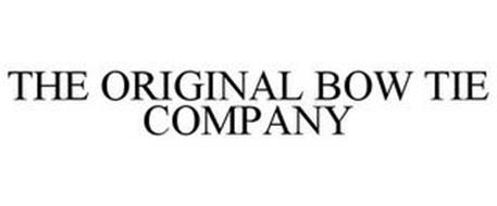 THE ORIGINAL BOW TIE COMPANY