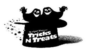 THE ORIGINAL HALLOWEEN TRICKS N TREATS