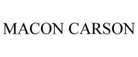 MACON CARSON