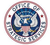 OFFICE OF STRATEGIC SERVICES E PLURIBUS UNUM