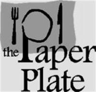 THE PAPER PLATE