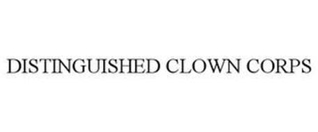 DISTINGUISHED CLOWN CORPS