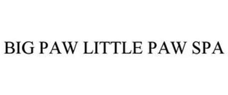 BIG PAW LITTLE PAW SPA