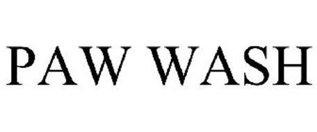PAW WASH