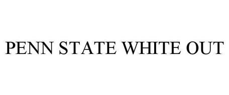 PENN STATE WHITE OUT