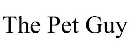 THE PET GUY