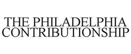 THE PHILADELPHIA CONTRIBUTIONSHIP