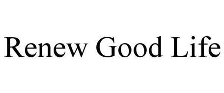 RENEW GOOD LIFE