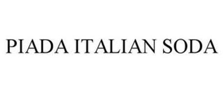 PIADA ITALIAN SODA