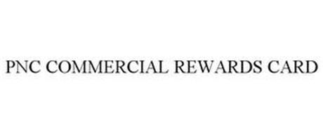 PNC COMMERCIAL REWARDS CARD
