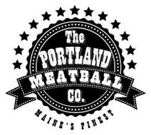 THE PORTLAND MEATBALL CO. MAINE'S FINEST