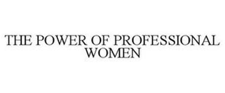 THE POWER OF PROFESSIONAL WOMEN