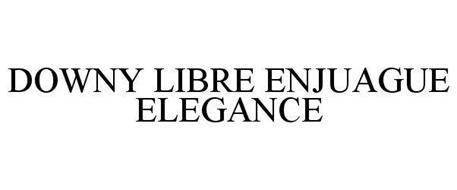 DOWNY LIBRE ENJUAGUE ELEGANCE