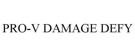 PRO-V DAMAGE DEFY