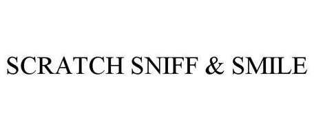 SCRATCH SNIFF & SMILE