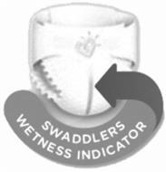 SWADDLERS WETNESS INDICATOR