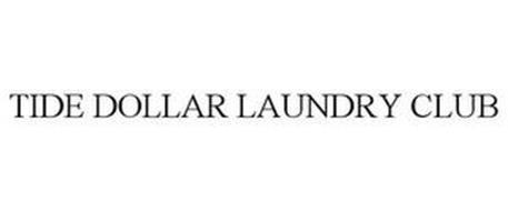 TIDE DOLLAR LAUNDRY CLUB
