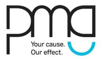 PMG YOUR CAUSE. OUR EFFECT.