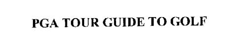 PGA TOUR GUIDE TO GOLF
