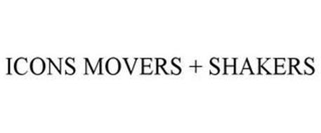 ICONS MOVERS + SHAKERS