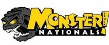 MONSTER TRUCK NATIONALS!