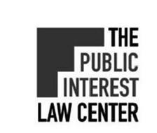 THE PUBLIC INTEREST LAW CENTER