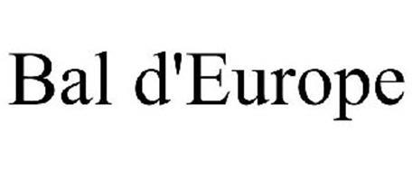BAL D'EUROPE