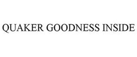 QUAKER GOODNESS INSIDE