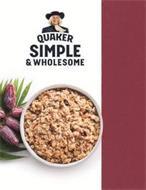 QUAKER SIMPLE & WHOLESOME