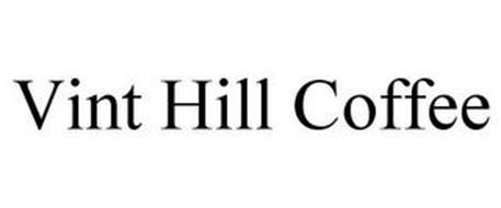 VINT HILL COFFEE