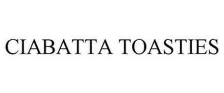CIABATTA TOASTIES