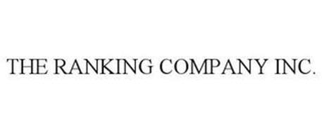 THE RANKING COMPANY INC.