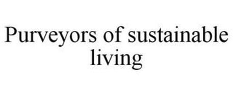 PURVEYORS OF SUSTAINABLE LIVING